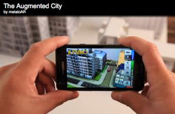 Ciudad y Realidad Aumentada RA