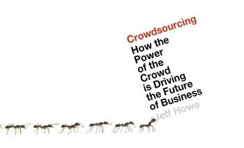 Cubierta del libre de crowdsourcing