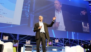 George Colony (Forrester) en LeWeb 2011