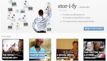 storify en el aula