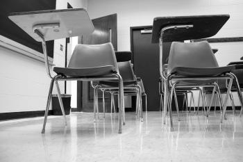 aulas vacías